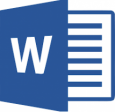 Microsoft Word Introduction Logo