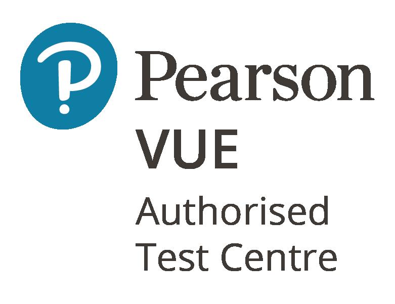 Pearson Vue Authorised Test Centre Logo